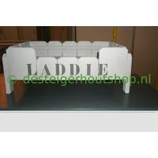 Hondenmand model Laddie